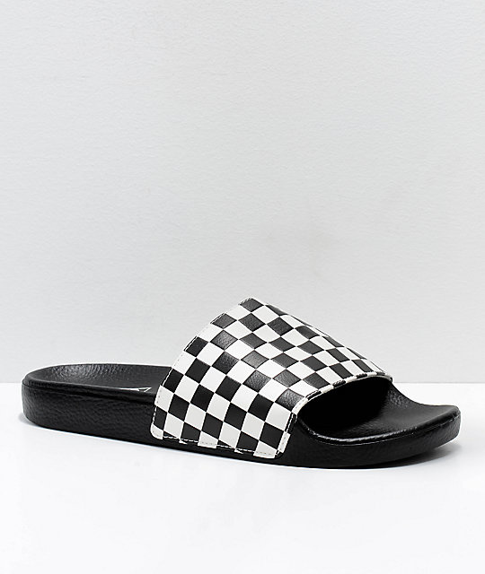 Vans VANS SLIDE-ON CHECKERBOARD