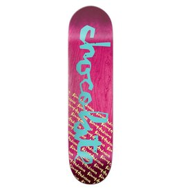 Girl Skateboards CHOCOLATE ANDERSON ORIGINAL CHUNK DECK  8.125