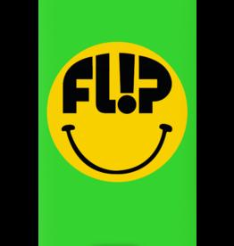 Flip FLIP COMPLETE TEAM SMILEY GREEN 7.25