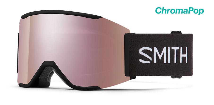 SMITH OPTICS SMITH SQUAD MAG BLK CPE RS GLD