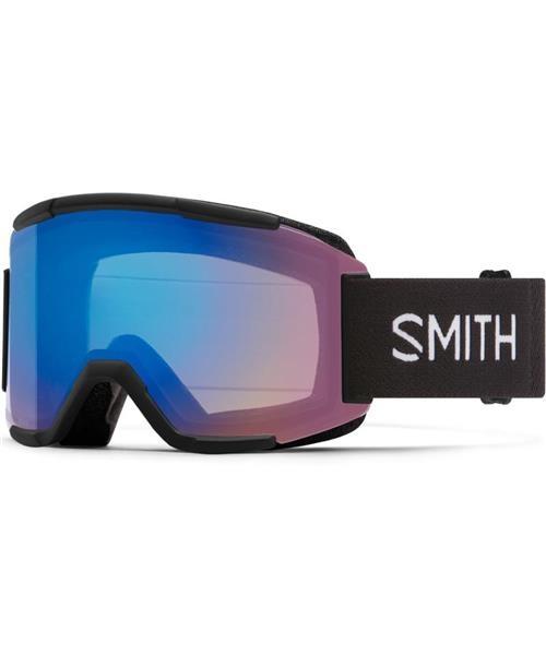 SMITH OPTICS SQUAD BLK CP ST RS FLSH