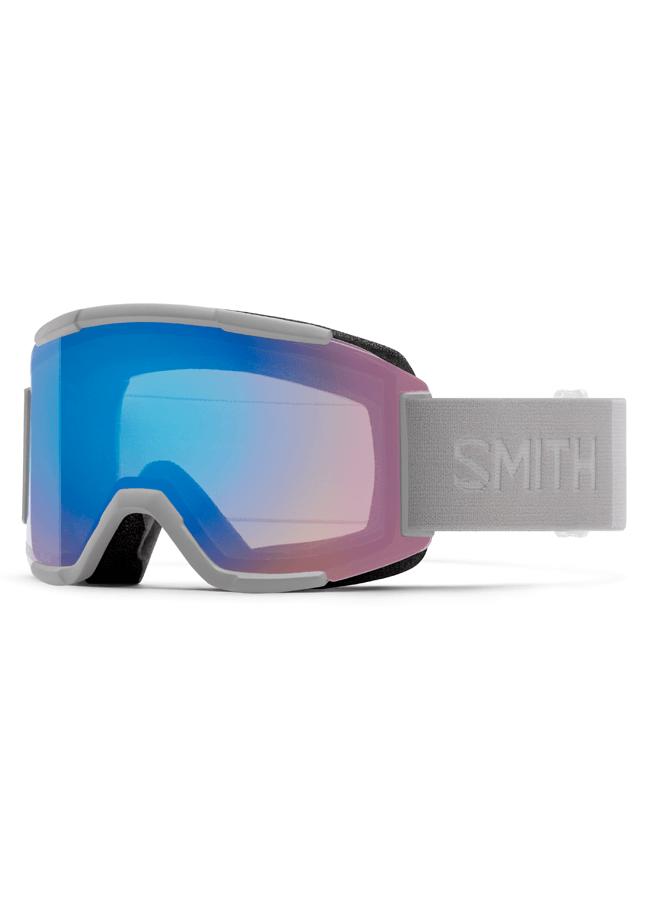 SMITH OPTICS SQUAD CLD GRY ST RS FLS