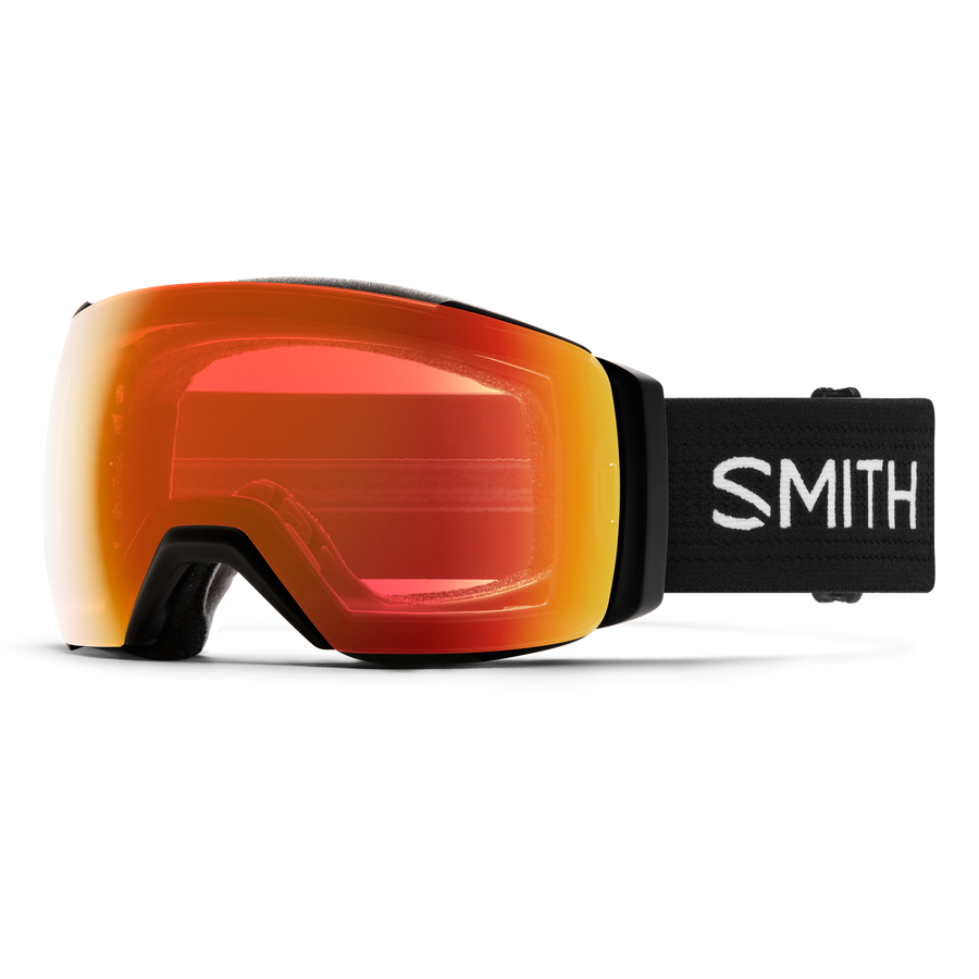 SMITH OPTICS SMITH IO MAG XL BLK CPE RED