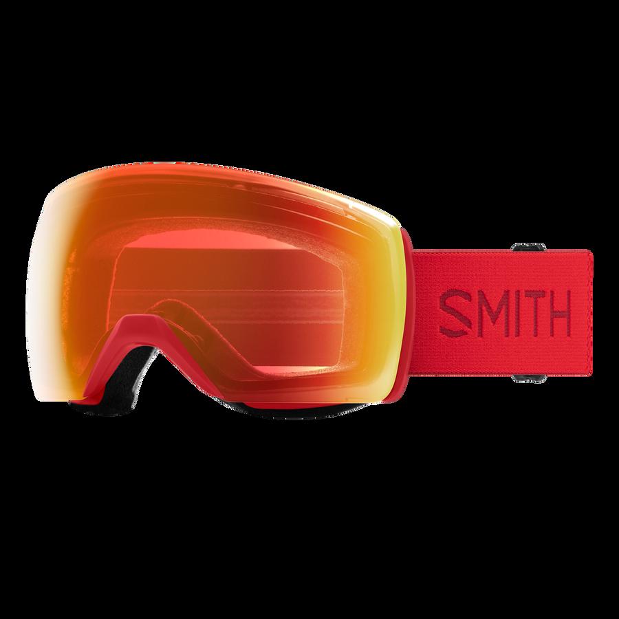 SMITH OPTICS SMITH SKYLINE XL LAVA CPE RED