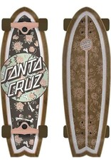 Santa Cruz CRUZ SHARK FLORAL DECAY 8.8