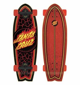 Santa Cruz CRUZ SHARK FLAME 8.8