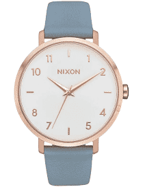 Nixon ARROW LEATHER RS GLD/BLUE