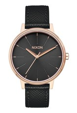 Nixon KENSINGTON LEATHER RS GLD/BLK