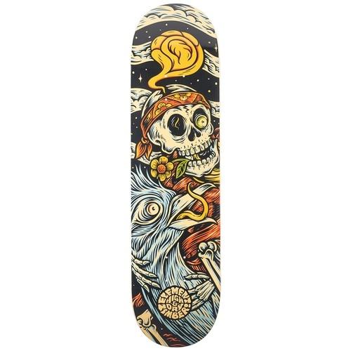 Element Skateboards TIMBER SKULL 8.25