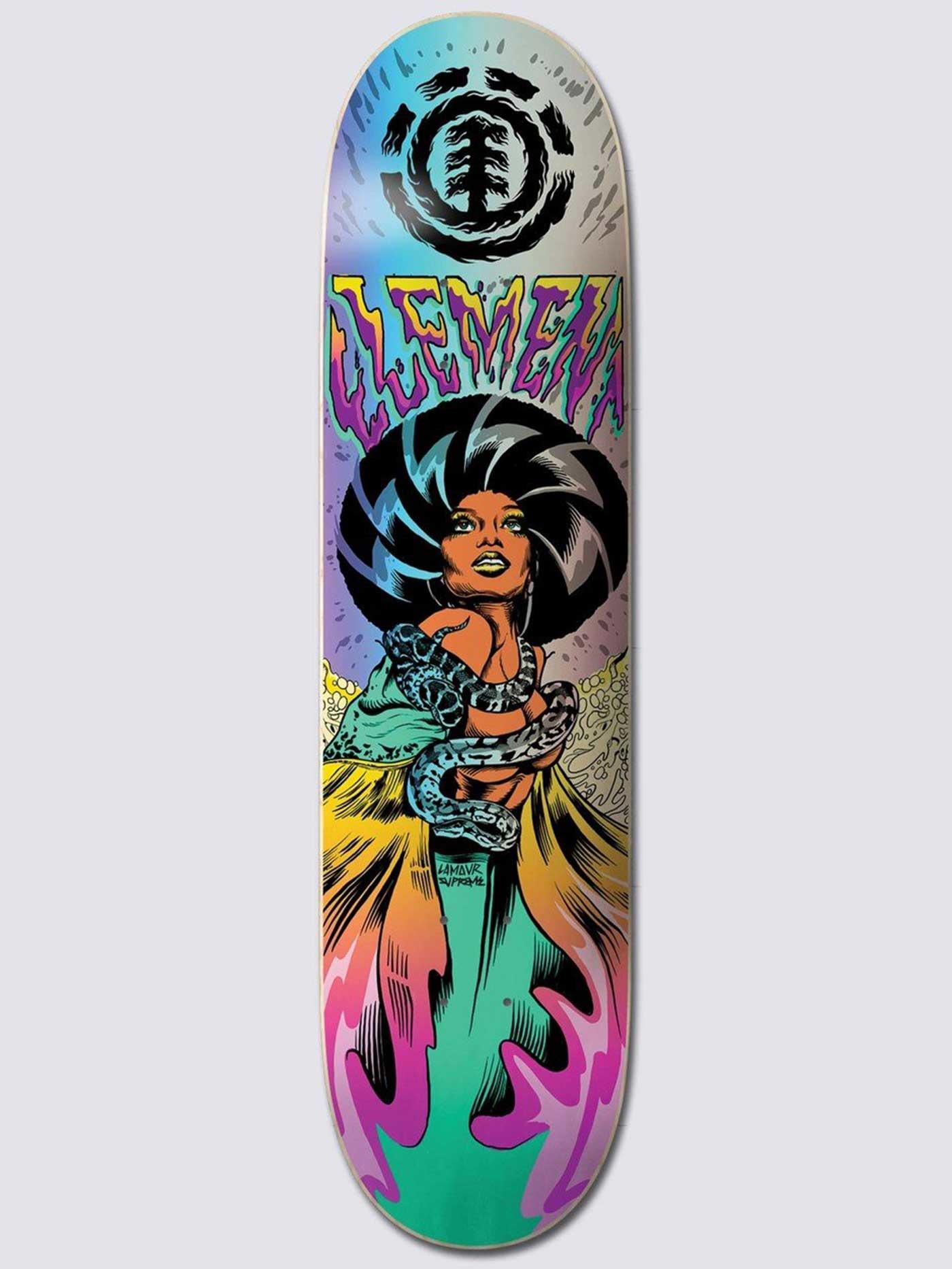 Element Skateboards LAMOUR QUEEN 8.5