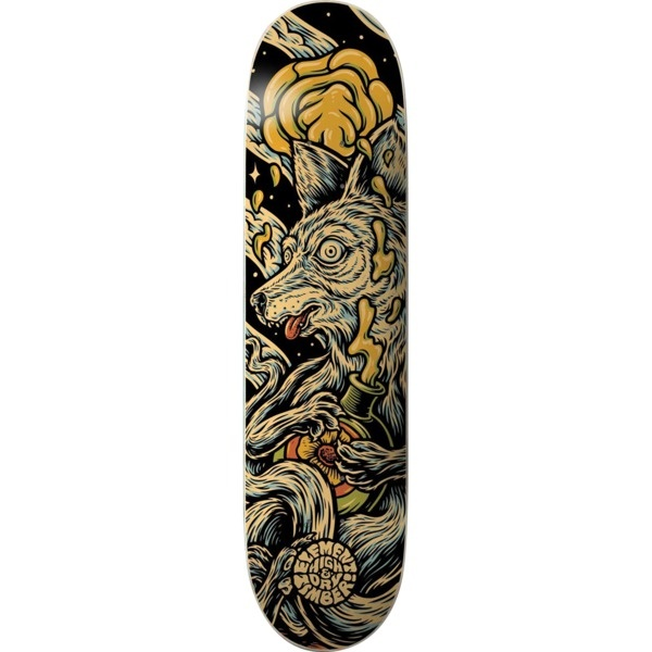 Element Skateboards TIMBER HIGH DRY WOLF 8.38