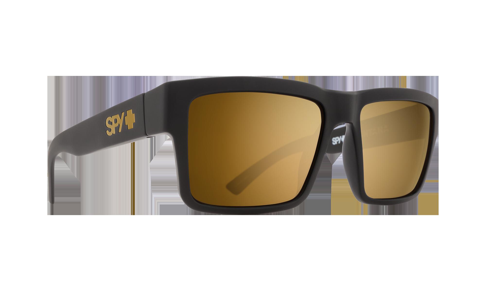 Spy Optics MONTANA SFT MT BLK HPY BZ/GLD MR