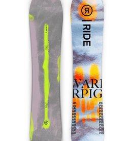 RIDE SNOWBOARDS RIDE WARPIG MED 151