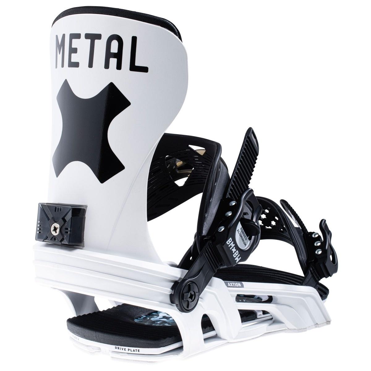 BENT METAL BENT METAL AXTION - WHITE
