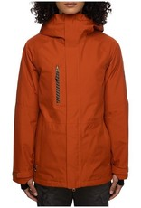 686 686 WMS WILLOW GORE JKT RED CLAY