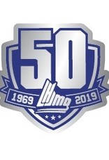 QMJHL 50th Anniversary Pin