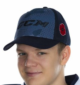 CCM CCM Blue Camo Rememberance Day Cap