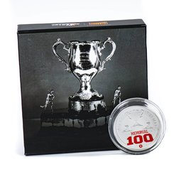 Memorial Cup 100th Anniversary Commemorative Coin
