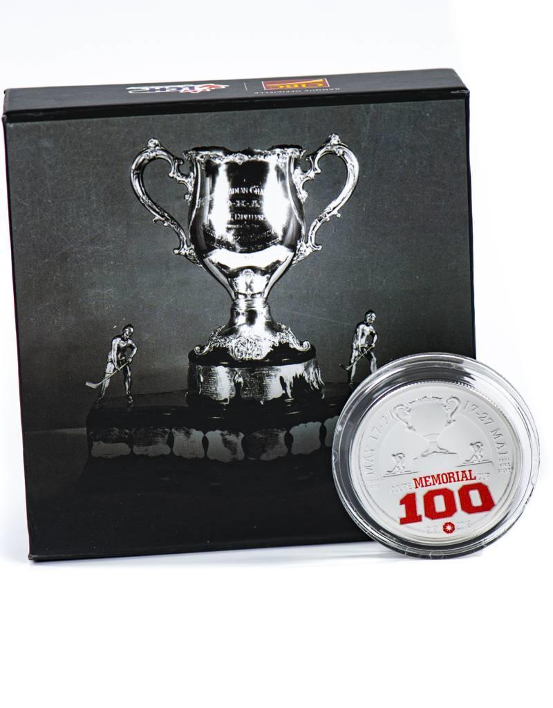 Memorial Cup 100th Anniversary Commemorative Coin
