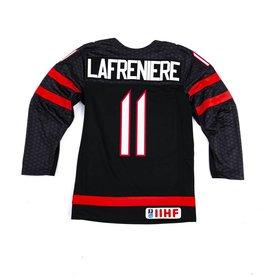 nike Chandail réplique Nike Équipe Canada #11 LAFRENIERE