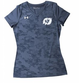 T-shirt Col V pour femme Under Armour
