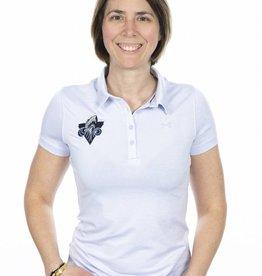 Polo Under Armour Zinger pour femme