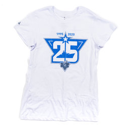 25th Anniversary T-shirt - Women