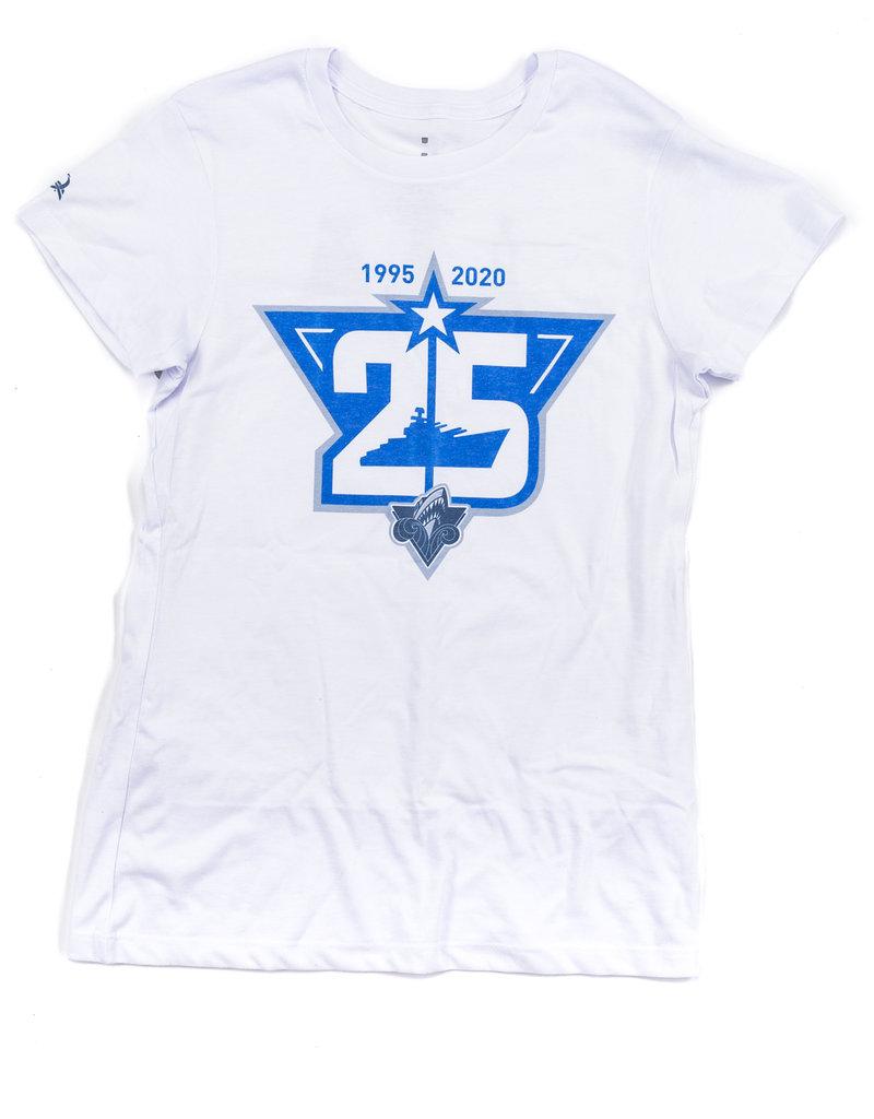 25th Anniversary T-shirt - Women