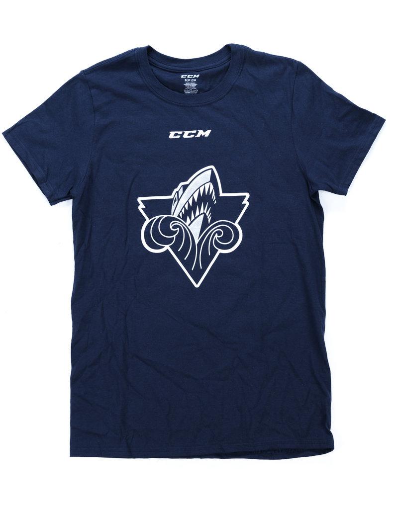 CCM T-shirt CCM #11 Lafrenière