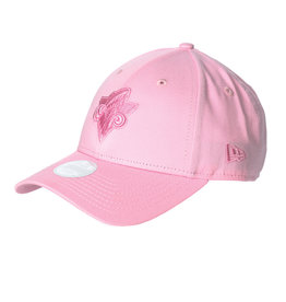 NewEra Casquette NewEra 9Forty Pink Tonal