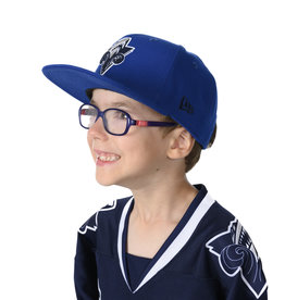 NewEra Casquette NewEra 9Fifty Junior Royal