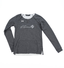 Under Armour Hustle Fleece Crew