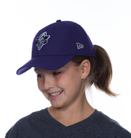 NewEra Casquette NewEra 9Forty Junior Mauve