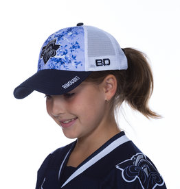Casquette Bardown DigiFlower Junior