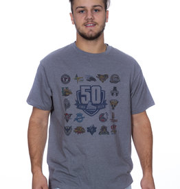 QMJHL 50th Anniversary T-shirt