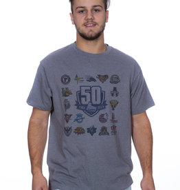 T-shirt spécial 50e Anniversaire LHJMQ