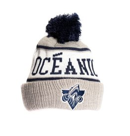 NewEra Tuque New Era Junior Pompon