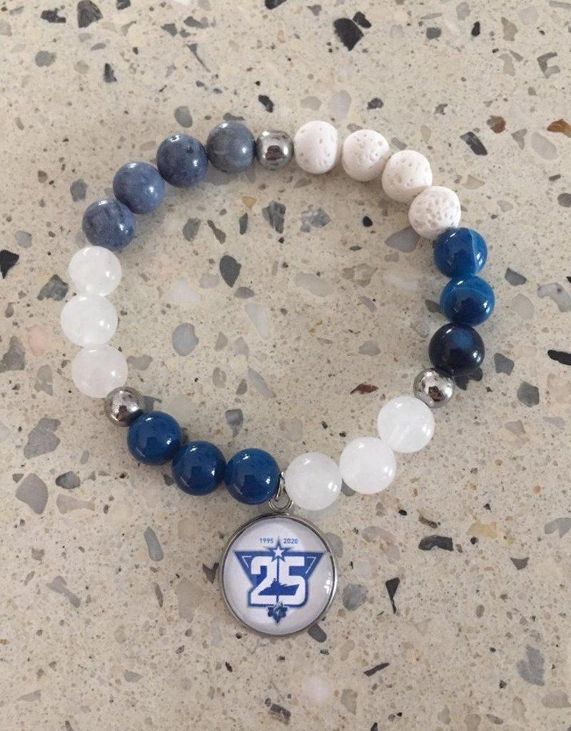 Bracelet pierres précieuses Créations Joli B
