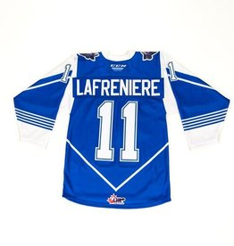 25th Anniversary #11 LAFRENIERE Replica Jersey