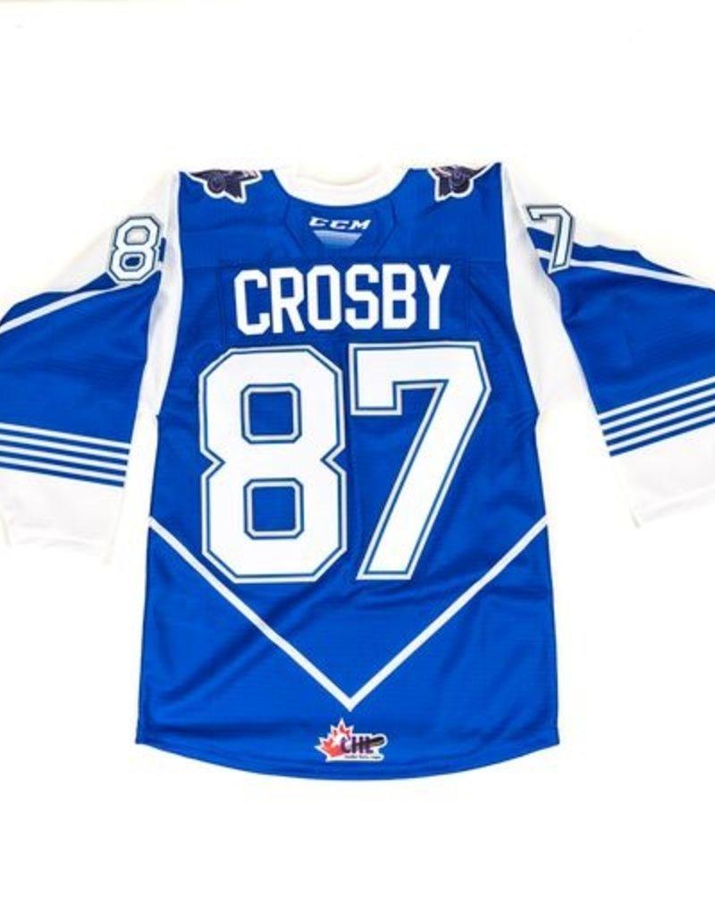 25th Anniversary #87 CROSBY Replica Jersey