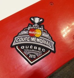 Écusson Coupe Memorial 2015