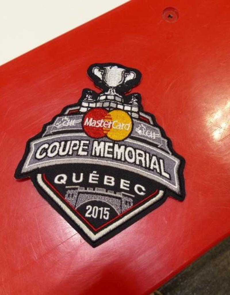 2015 Memorial Cup Patch