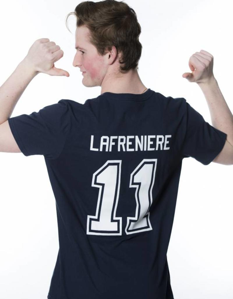 T-shirt #11 Lafrenière - Adulte