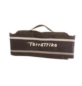 Terratrike Terratrike Seat Bag, Silver