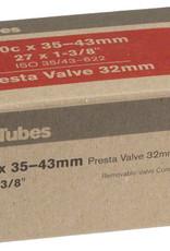 Q-Tubes 700c x 35-43mm 32mm Presta Valve Tube 140g