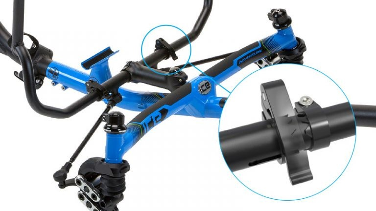 ICE Steering Clamps