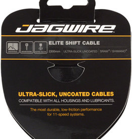 Jagwire Elite Ultra-Slick Derailleur Cable, 1.1x2300mm SRAM/Shimano