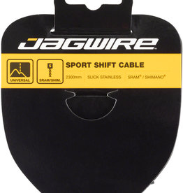 Jagwire Sport Derailleur Cable Slick Stainless 1.1x2300mm SRAM/Shimano