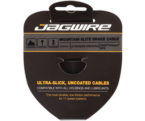 Jagwire Elite Road Brake Cable Stainless Ultra-Slick Shimano//SRAM  1.5x1700mm