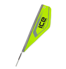 Inspired Cycle Engineering ICE 3-Piece Flag and Pole